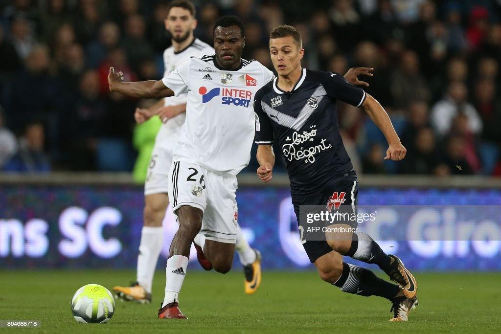 Amiens SC v FC Girondins de Bordeaux - Ligue 1