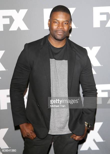 Amin Joseph arrives at the 2017 Summer TCA Tour FX held at The Beverly Hilton Hotel on August 9 2017 in Beverly Hills California