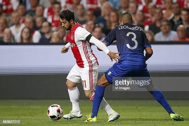 Ajax Paok: Léo Matos Stock Photos And Pictures