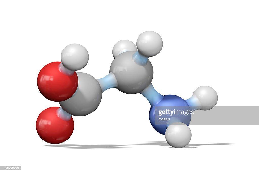 Acide aminé Glycine : Photo