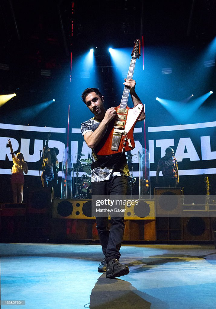 iTunes Festival: Rudimental Perform At The Roundhouse
