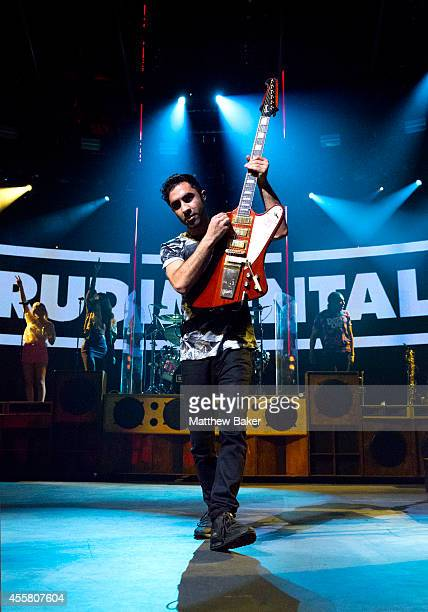 Amir Amor of Rudimental performs as part of the iTunes Festival at The Roundhouse on September 20 2014 in London England