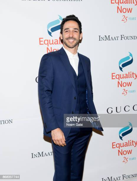 Amir Arison attends the 2017 Equality Now Gala at Gotham Hall on October 30 2017 in New York City