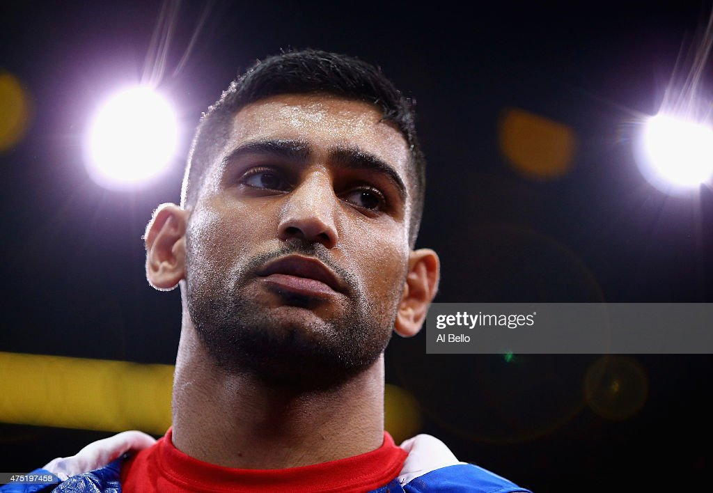 amir khan recent fight