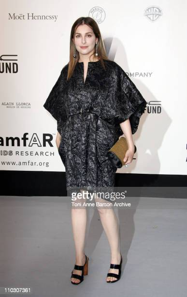 Amira Casar at amfAR's Cinema Against AIDS event presented by Bold Films the M*A*C AIDS Fund and The Weinstein Company to benefit amfAR