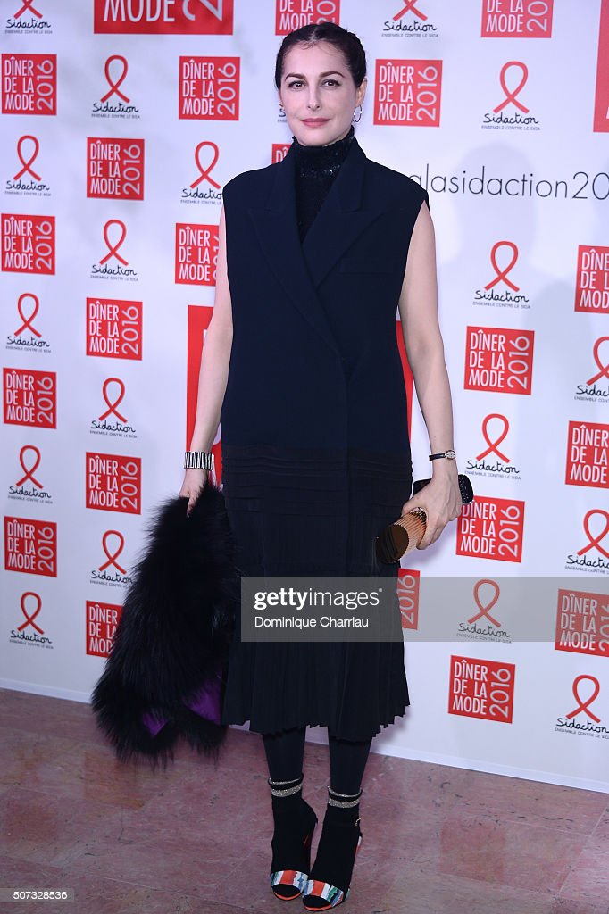 <a gi-track='captionPersonalityLinkClicked' href=/galleries/search?phrase=Amira+Casar&family=editorial&specificpeople=239076 ng-click='$event.stopPropagation()'>Amira Casar</a> attends the Sidaction Gala Dinner 2016 as part of Paris Fashion Week on January 28, 2016 in Paris, France.