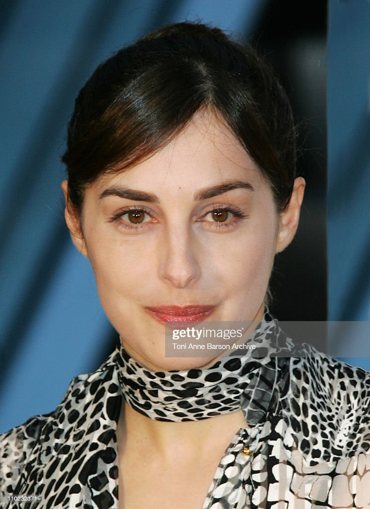 Amira Casar during 2005 International Forum of Cinema & Literature - Opening Arrivals at Grimaldi Forum in Monte Carlo, Monaco.