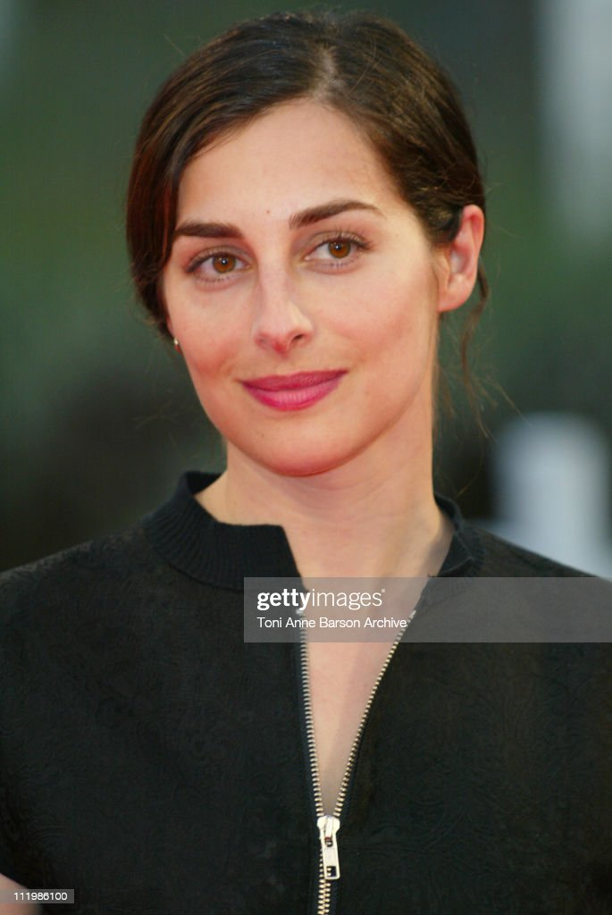 Amira Casar during Deauville 2002 - 'Divine Secrets of The Ya-Ya Sisterhood' Premiere at C.I.D Deauville in Deauville, France.