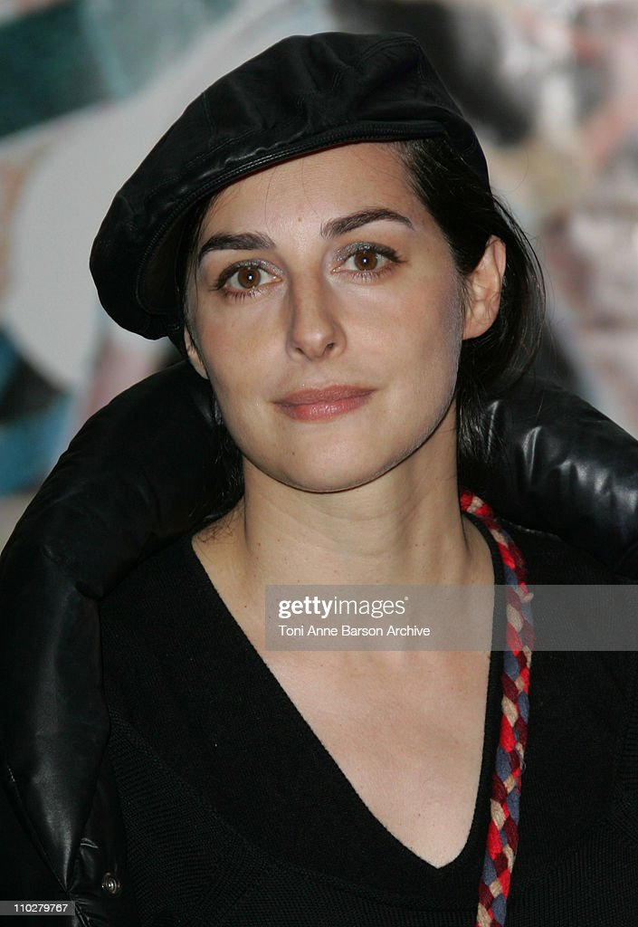 <a gi-track='captionPersonalityLinkClicked' href=/galleries/search?phrase=Amira+Casar&family=editorial&specificpeople=239076 ng-click='$event.stopPropagation()'>Amira Casar</a> during 'Mary' Paris Premiere at Cine Cite Les Halles in Paris, France.