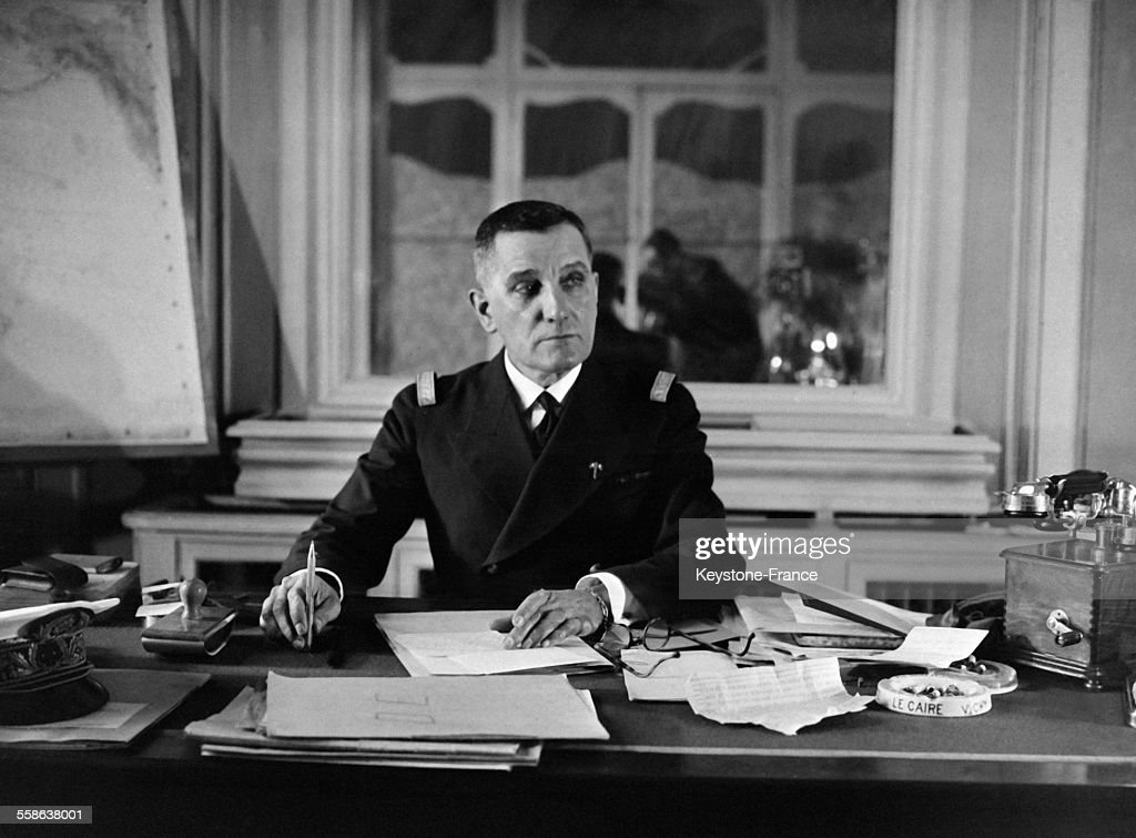 Amiral Platon A Vichy Pictures Getty Images