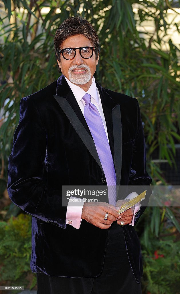 <a gi-track='captionPersonalityLinkClicked' href=/galleries/search?phrase=Amitabh+Bachchan&family=editorial&specificpeople=220394 ng-click='$event.stopPropagation()'>Amitabh Bachchan</a> attends the World Premiere of 'Raavan' at BFI Southbank on June 16, 2010 in London, England.