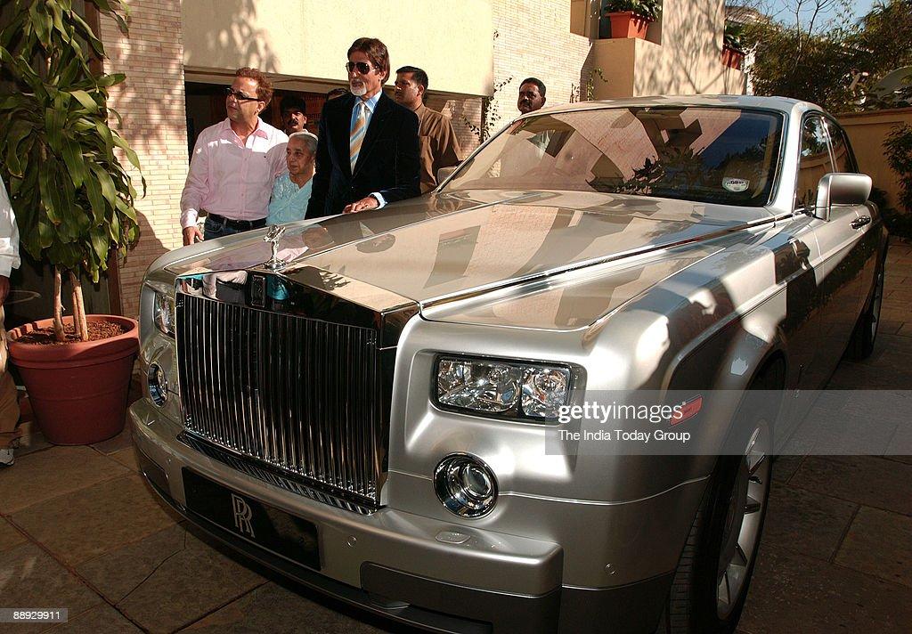Image result for ROLLS ROYCE PHANTOM CAR HD PICS WITH AMITABH BACHCHAN