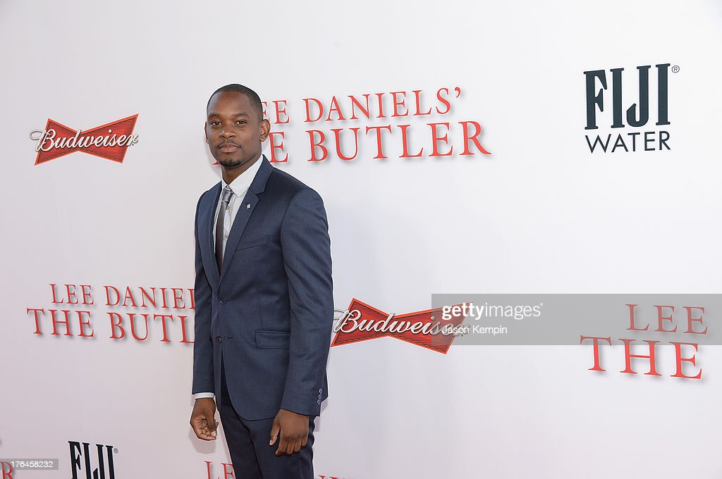 Aml Ameen attends the Los Angeles premiere of 'Lee Daniels' The Butler' at Regal Cinemas L.A. Live on August 12, 2013 in Los Angeles, California.