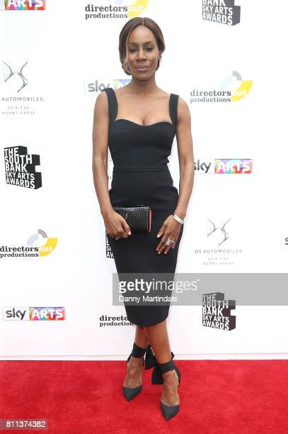 Amma Asante attending The Southbank Sky Arts Awards 2017 at The Savoy Hotel on July 9 2017 in London England