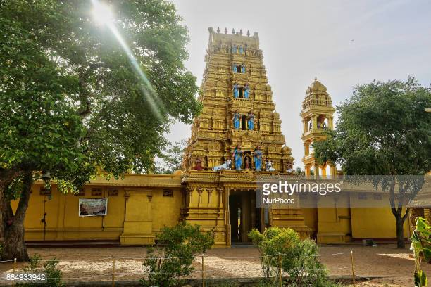 Amman Hindu temple in Vavuniya Sri Lanka This newly built temple is dedicated to Goddess Sri Muthumariamman and is considered a very powerful temple...