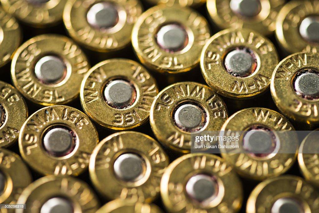 Ammo close-up