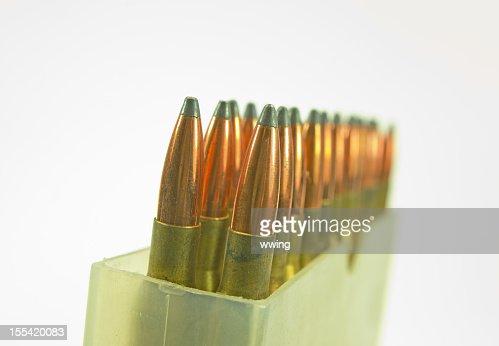 Ammunition .270 Caliber