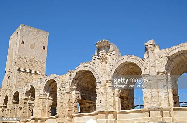 amphiteatre of Arles