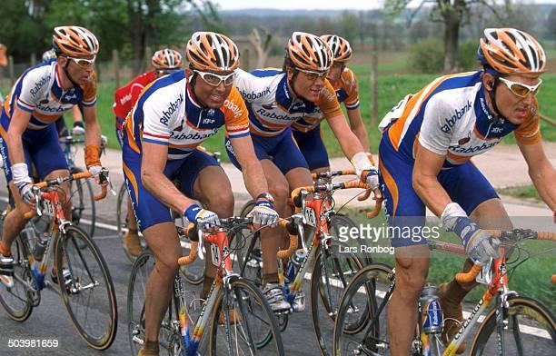 Amstel Gold Race Rabobank foerer feltet an