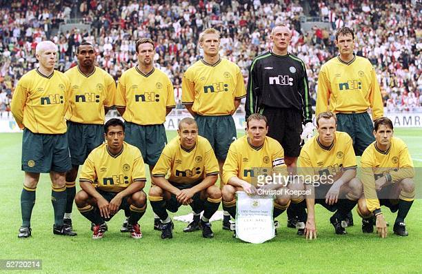 QUALIFIKATION 01/02 Amsterdam AJAX AMSTERDAM CELTIC GLASGOW 13 TEAM CELTIC GLASGOW