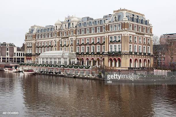 Amsterdam, Amstelhotel