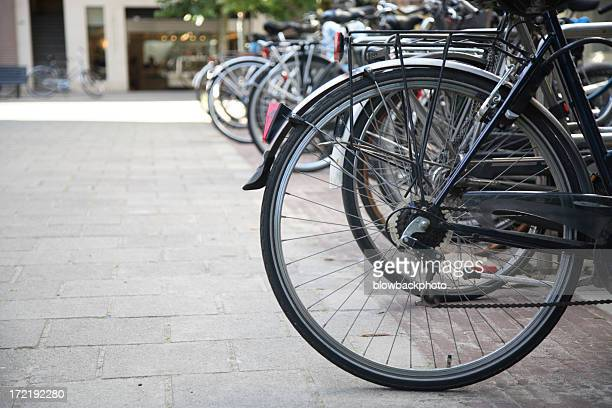 Amsterdam: Bicycles
