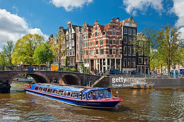 Amsterdam, Brouwersgracht Canal