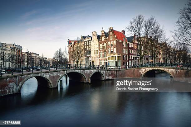 Amsterdam Canals Keizersgracht