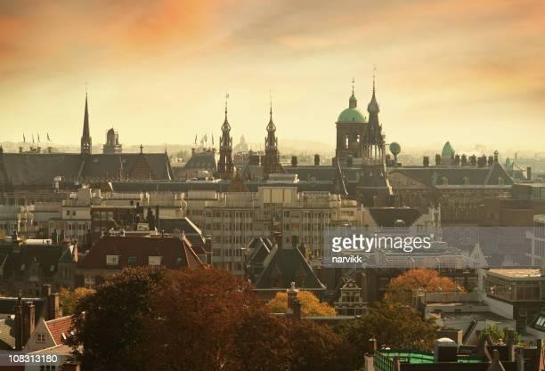 Amsterdam, capitale des Pays-Bas