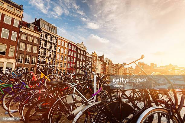Amsterdam, city of canals, parties and beautiful architecture