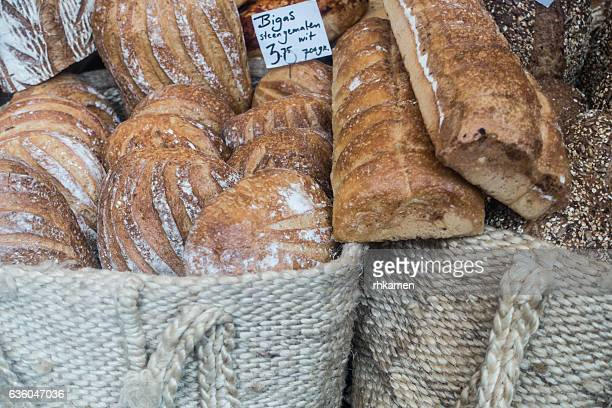 Amsterdam, Netherlands. Bread.