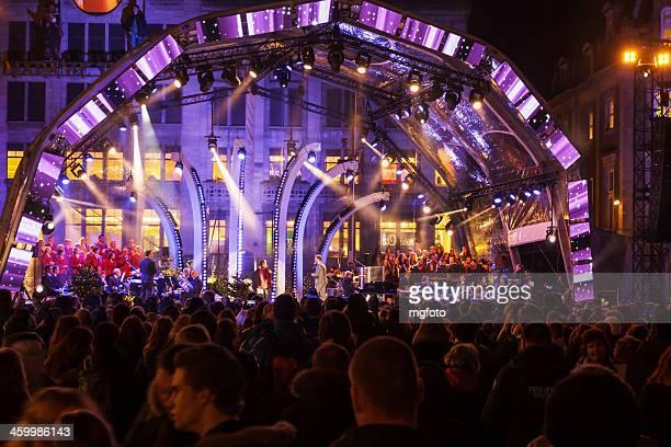 Amsterdam en concert de Noël