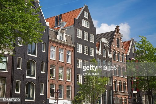 Amsterdam : Stock Photo