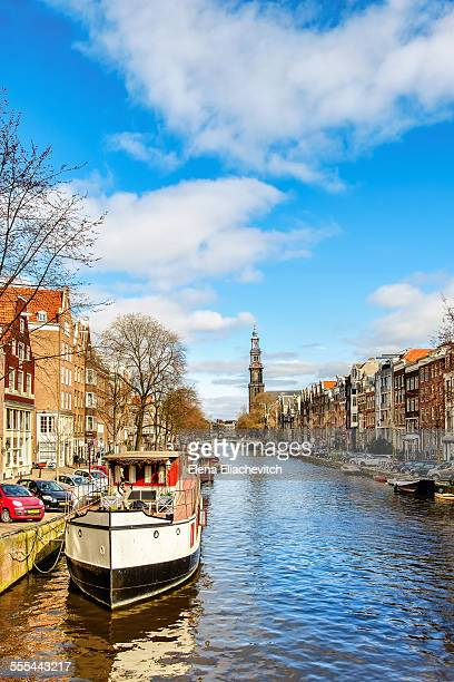 Amsterdam Prinsengracht canal