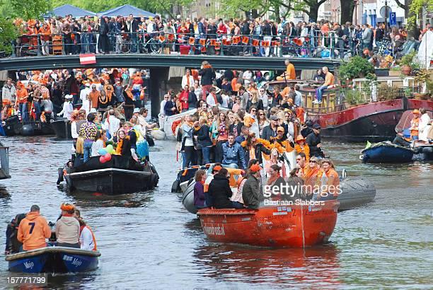 Amsterdam Queensday