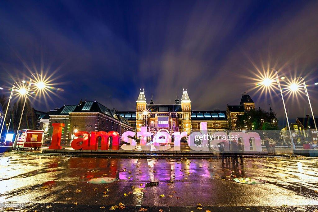 Image result for i am amsterdam sign