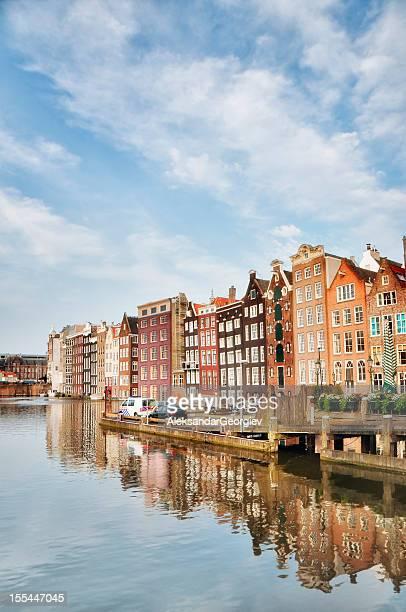 Amsterdam Twilight Scene