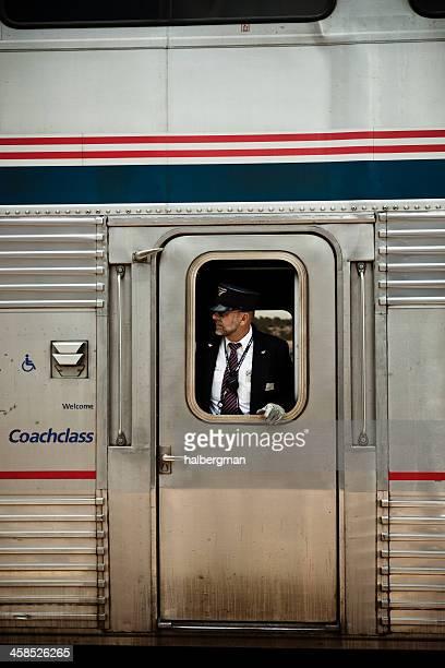 Amtrak-Conductor