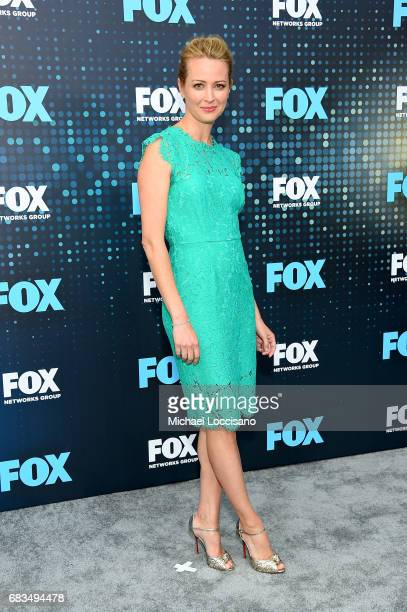Amy Acker attends the 2017 FOX Upfront at Wollman Rink Central Park on May 15 2017 in New York City