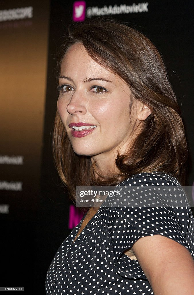 <a gi-track='captionPersonalityLinkClicked' href=/galleries/search?phrase=Amy+Acker&family=editorial&specificpeople=715944 ng-click='$event.stopPropagation()'>Amy Acker</a> attends the gala screening of 'Much Ado About Nothing' at Apollo Piccadilly Circus on June 11, 2013 in London, England.