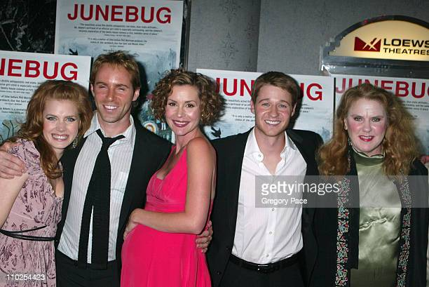 Amy Adams Alessandro Nivola Embeth Davidtz Ben McKenzie and Celia Weston