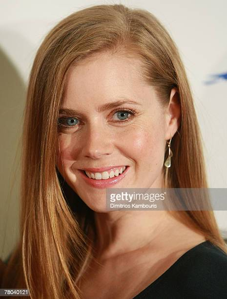 Amy Adams arrives at the Esquire Magazine and Amy Adams Honor Communities in Schools at Esquire North on November 20 2007 in New York City