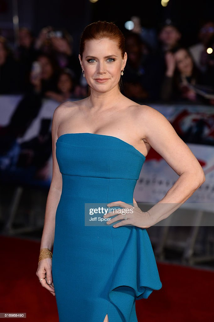 'Batman V Superman: Dawn Of Justice'- European Premiere - Red Carpet
