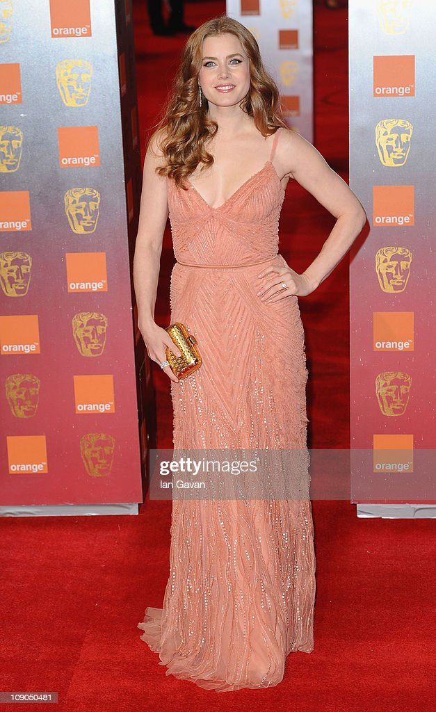 <a gi-track='captionPersonalityLinkClicked' href=/galleries/search?phrase=Amy+Adams&family=editorial&specificpeople=213938 ng-click='$event.stopPropagation()'>Amy Adams</a> arrives for the Orange British Academy Film Awards at The Royal Opera House on February 13, 2011 in London, England.