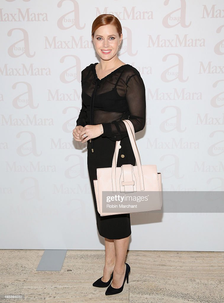 Max Mara Spring/Summer 2016 Accessories Campaign Celebration