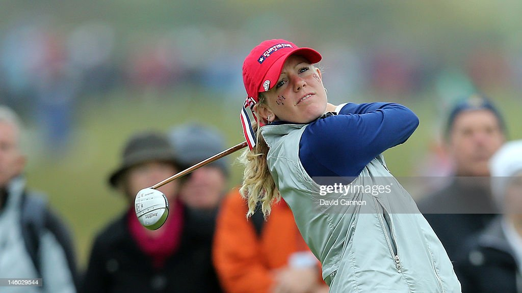 Curtis Cup - Day Two | Getty Images