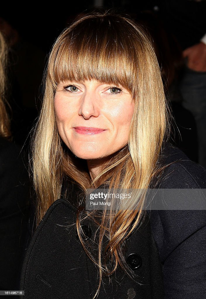 <a gi-track='captionPersonalityLinkClicked' href=/galleries/search?phrase=Amy+Astley&family=editorial&specificpeople=653167 ng-click='$event.stopPropagation()'>Amy Astley</a> attends Marc By Marc Jacobs during Fall 2013 Mercedes-Benz Fashion Week at The Theater at Lincoln Center on February 11, 2013 in New York City.