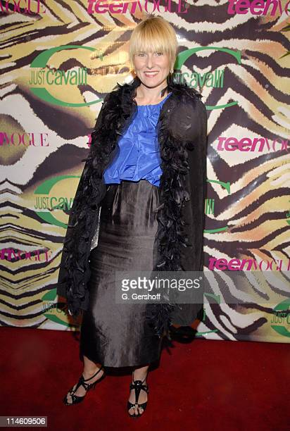 Amy Astley Teen Vogue editorinchief during Just Cavalli and Teen Vogue Host Fashion Fete To Celebrate Summer May 3 2006 at The Manor in New York City...