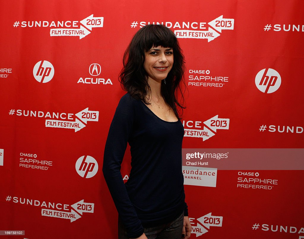 Amy Belk attends 'I Used To Be Darker' Premiere during the 2013 Sundance Film Festival at Yarrow Hotel Theater on January 19, 2013 in Park City, Utah.