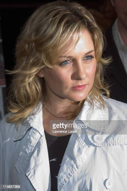 Amy Carlson during Paramount Pictures' 'Elizabethtown' New York City Premiere Arrivals at Loews Lincoln Square in New York City New York United States